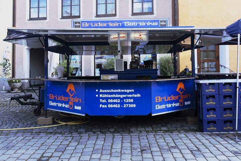 Bruederlein Getraenke | Ausschankwagen 04