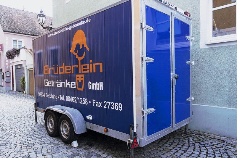 Bruederlein Getraenke | Kuehlwagen