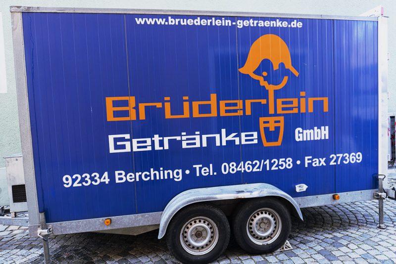 Bruederlein Getraenke | Kuehlwagen 02