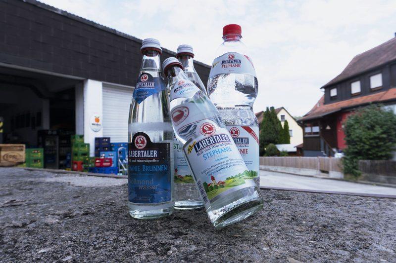 Bruederlein Getraenke | Labertaler Wasser 02